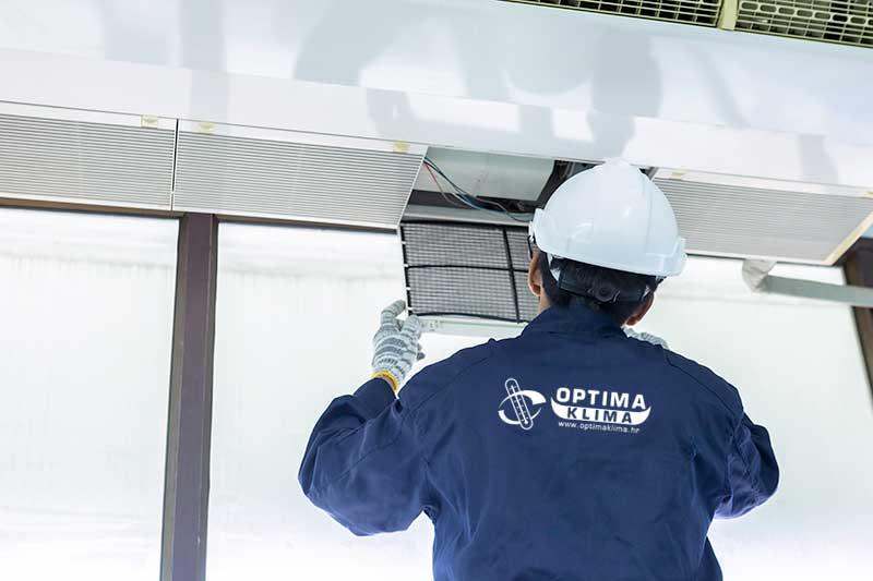 optima klima ventilacija prostora